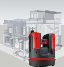 Сканер LEICA 3D DISTO для сложных обмеров и 3D моделей