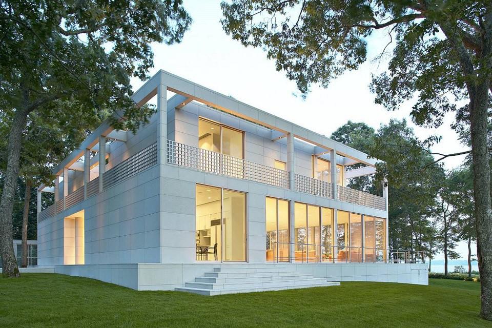 Обмеры домов, зданий, архитектурных сооружений