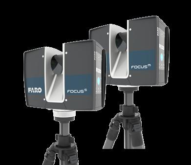 Faro Focus 3D 120